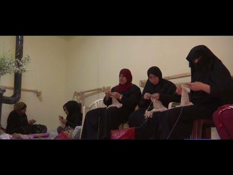 رُحّل خط لإنتاج ملابس تراثية يُحّسن وضع اللاجئات السوريات في لبنان