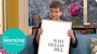 Greg James Reveals What His Nephew Did With His Book | This Morning
