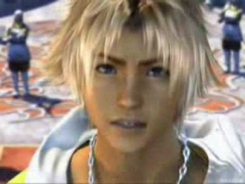 AMV - Final Fantasy X - Celine Dion - To Love You More