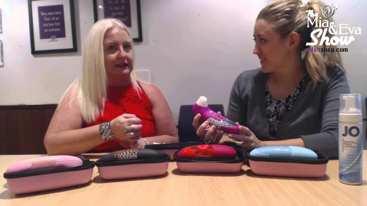 Sex Toys Reviewing The Best Selling Womanizer - Youtube-2975