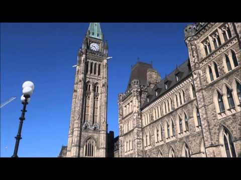 Parliament House Visit Getting Tickets and Entering Parliament Ottawa Canada Part 1