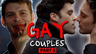 Top GAY COUPLES Movies and TV series | PART 5 streaming