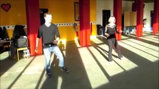 Be Mine Line Dance 1