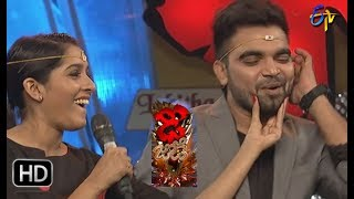 Reshmi & Sudheer Intro | Dhee Jodi | 7th June 2017 | ETV Telugu