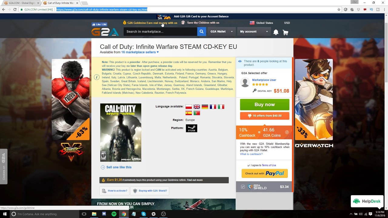 how to make money with g2a goldmine youtube