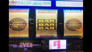 Super Big Win★Triple Diamond Dollar Slot Machine Max Bet $3, San Manuel Casino, Akafuji slot