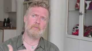 Glen Hansard interview (part 1)