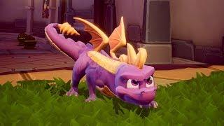 Tráiler de lanzamiento de Spyro Reignited Trilogy