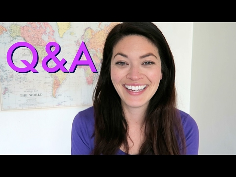 Travel Advice and My Favorite Food in NZ // Q&A