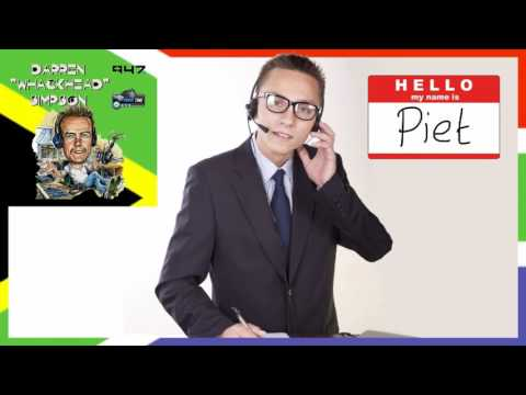 Whackhead Simpson - Piet The Receptionist Compilation