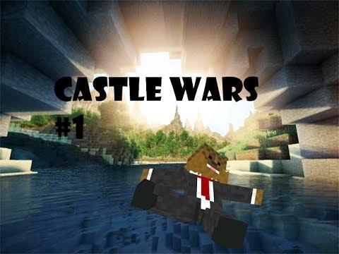 Minigames: Castle Wars !