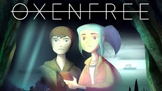 Oxenfree – Game Movie (All Cutscenes / Story Walkthrough) 1080p HD