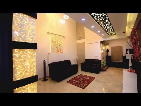 Saravanan & Anu's 3 BHK Villa | Interior Design | Renaissance Nature Walk | Bangalore