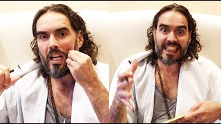 HE TOUCHED MY FACE!! | Russell Brand Storytime