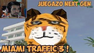 El GTA De La Next Gen !! - Miami Traffic 3 - Rincon Indie 2.0