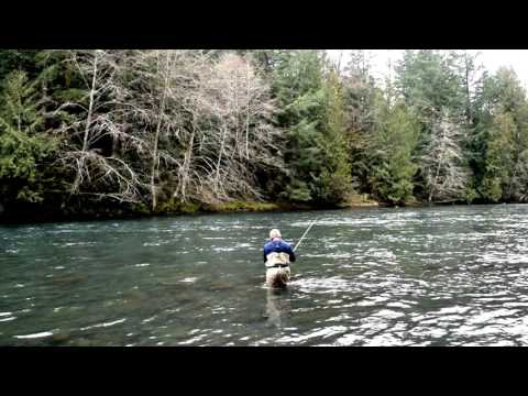Skagit Casting... Slowing Down