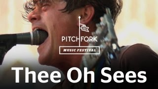 "Thee Oh Sees performs ""The Dream"" at Pitchfork Music Festival 2012...."