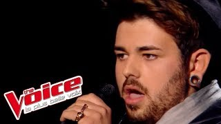 Amy Winehouse – Back to Black   Marina d'Amico   The Voice France 2014   Blind Audition
