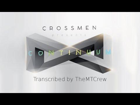 "Crossmen 2016 ""Continuum"" -  Full Show Sheet Music w/ Percussion!"