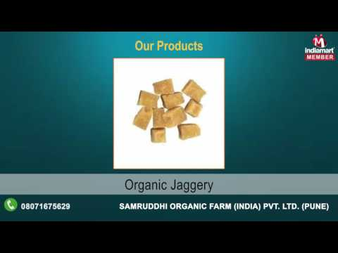 Indian Spices And Food Grains By Samruddhi Organic Farm (india) Pvt. Ltd., Pune