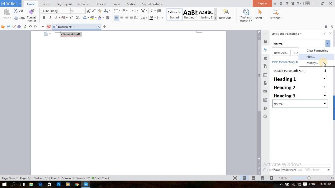 Wps writer tutorial 1| wps basic tutorial| wps office learn basic| how to  use wps office| wps office
