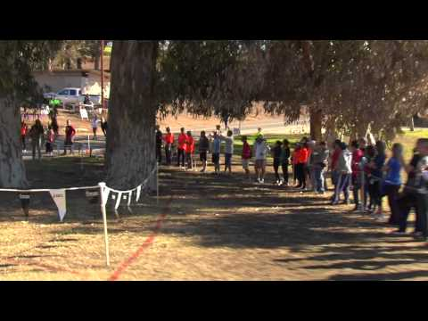 2015 Foot Locker Cross Country National Championship Boys Race