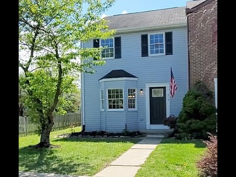 Beautifully restored Townhome in Martinsburg WV