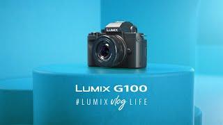 Panasonic G100 kit 12-32mm & Tripod Kit - Lumix G100 Kit