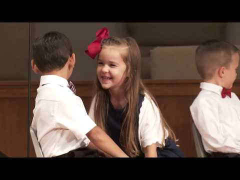 Falls Baptist Academy 2020 Kindergarten Graduation