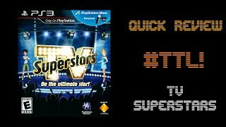 TV Superstars (PS3) - Quick Review