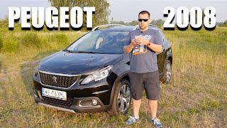 Peugeot 2008 1.2 PureTech 2016 (ENG) - Test Drive and Review