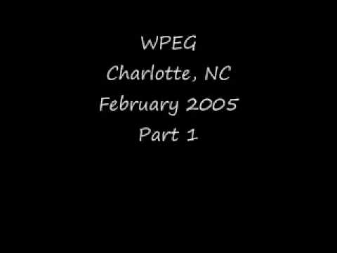 Wpeg Charlotte Nc February 2005 Part 1 Youtube