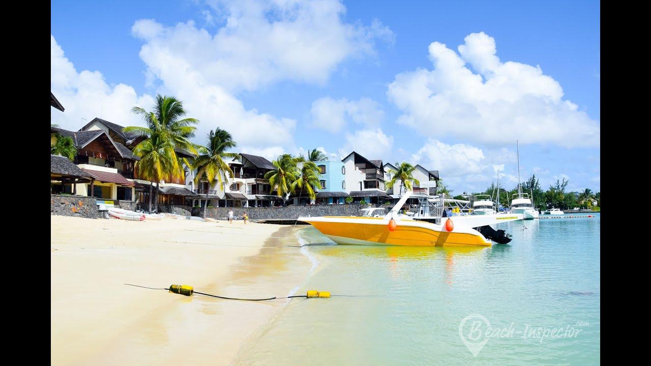 Ferien auf Mauritius | Strand Grand Baie Public Beach