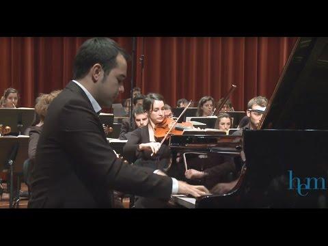 Concerto pour piano de Sergueï Rachmaninov par François-Xavier Poizat