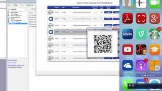 AA la Création d'une Application PhoneGap à Partir de La Démo élément Mobile de la Partie 2