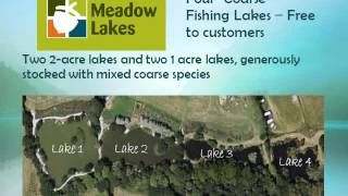 Oaklands Park & Meadow Lakes in Cornwall