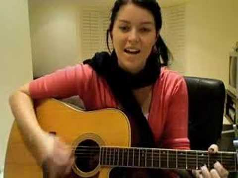 Kiss Me - Sixpence None The Richer Cover - Hayley Legg