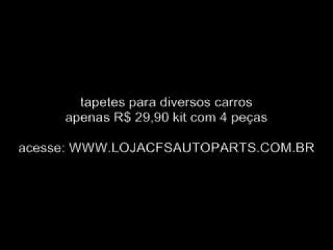 Tapete Borracha CITROEN C3 87 88 89 90 91 92 93 94 95 96 97 98 99 00 01 02 03 04 05 06 07 08 09 10 1