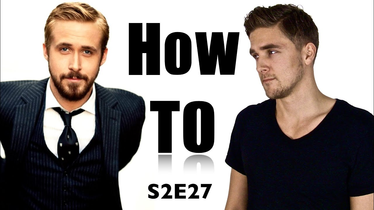 Ryan Gosling Drive Hairstyle Men S Classy Hairstyle