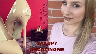 ZAKUPY URODZINOWE  Pierwsze  Valentino / Nars / YSL / Maybelline