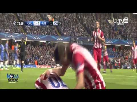 Chelsea vs Atletico Madrid 2014 1 3 ~ All Goals & Highlights ~ Champions League 2014