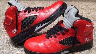 Paul Made Custom Jordans?!! Sneaker Steals #10