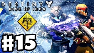 Video The Dawning! Updated Strikes! - Destiny: Rise of Iron - Gameplay Walkthrough Part 15 (PS4, Xbox One) download MP3, 3GP, MP4, WEBM, AVI, FLV September 2017