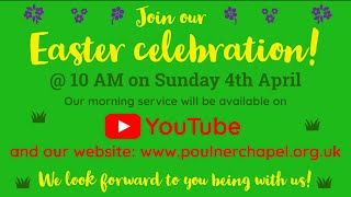Easter Sunday Service 2021