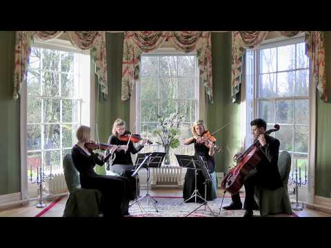 What A Feeling (Flash Dance) Wedding String Quartet