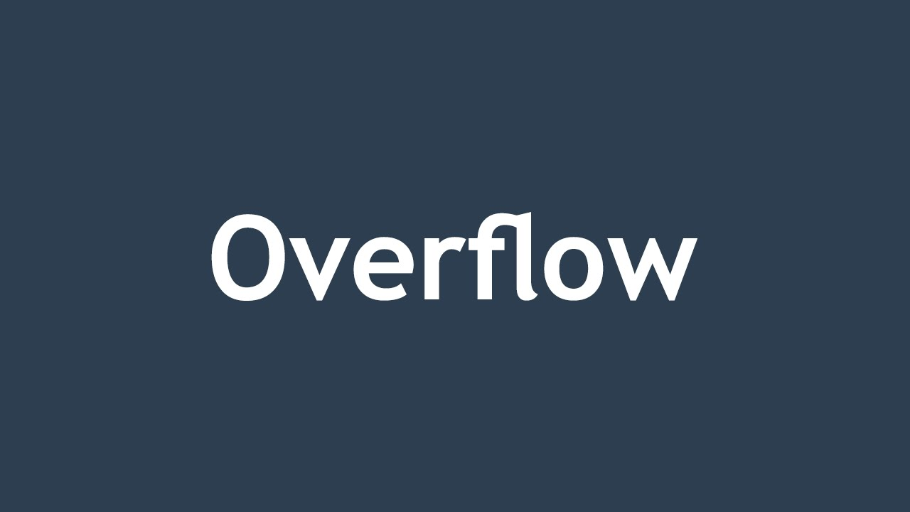 [ Css3 In Arabic ] #24 - Overflow New Features