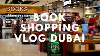 Book Shopping In Dubai 🛒📚🌃