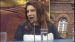 MESA DE DEBATES 26-01-2018 EVENTO DISCUTE ENVELHECIMENTO DE PESSOA COM DEFICIÊNCIA
