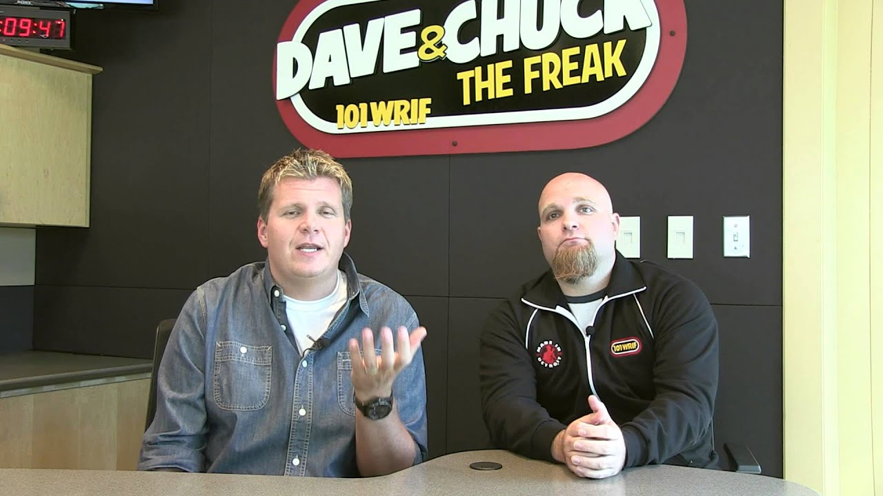 Dave And Chuck The Freak Explain It S Friday B Tches Youtube