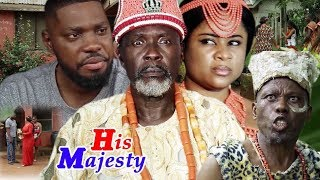 HIS MAJESTY  3&4 - 2019 New Movie ll 2019 Latest Nigerian Nollywood Movie